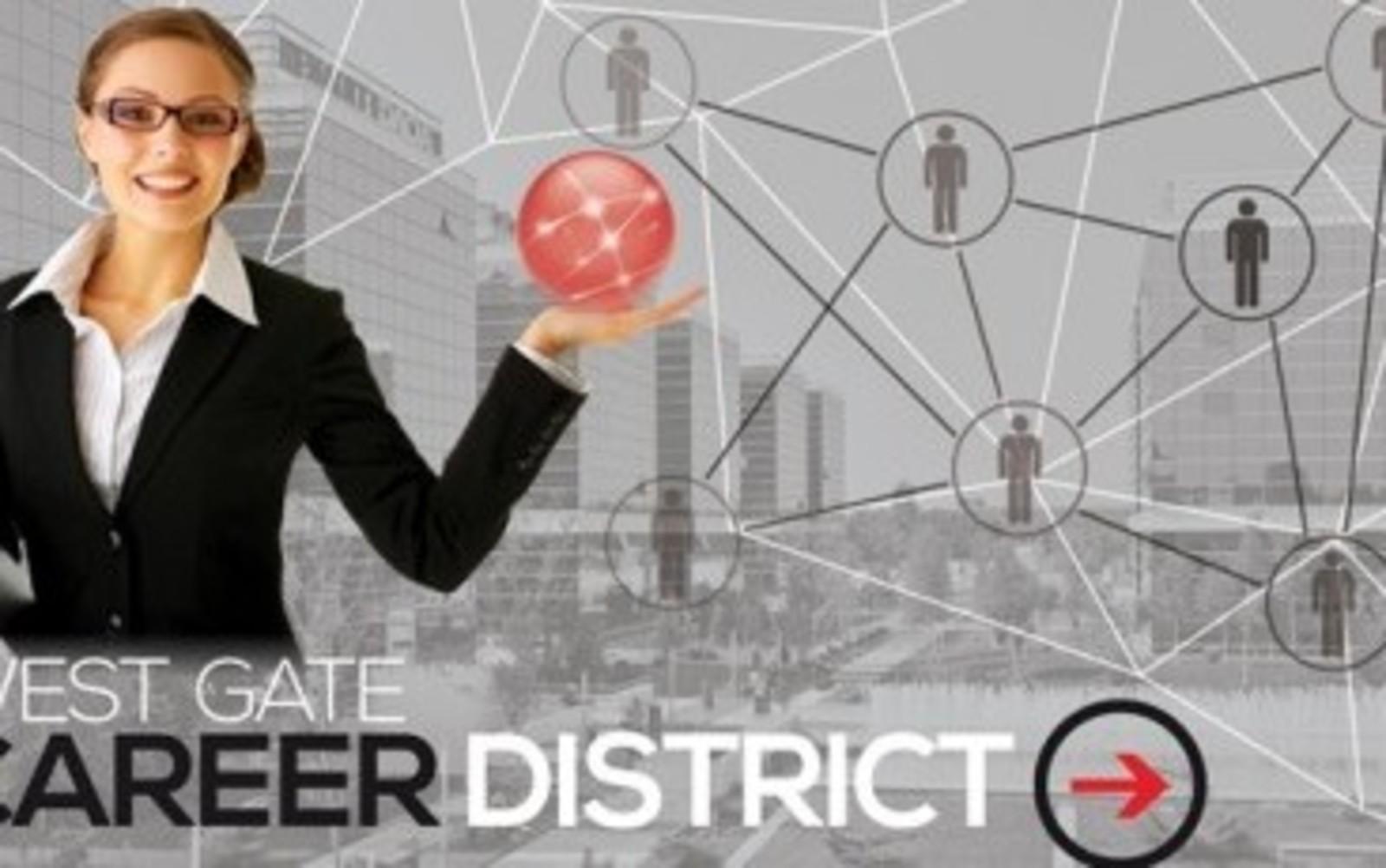 West Gate Career District website (1)