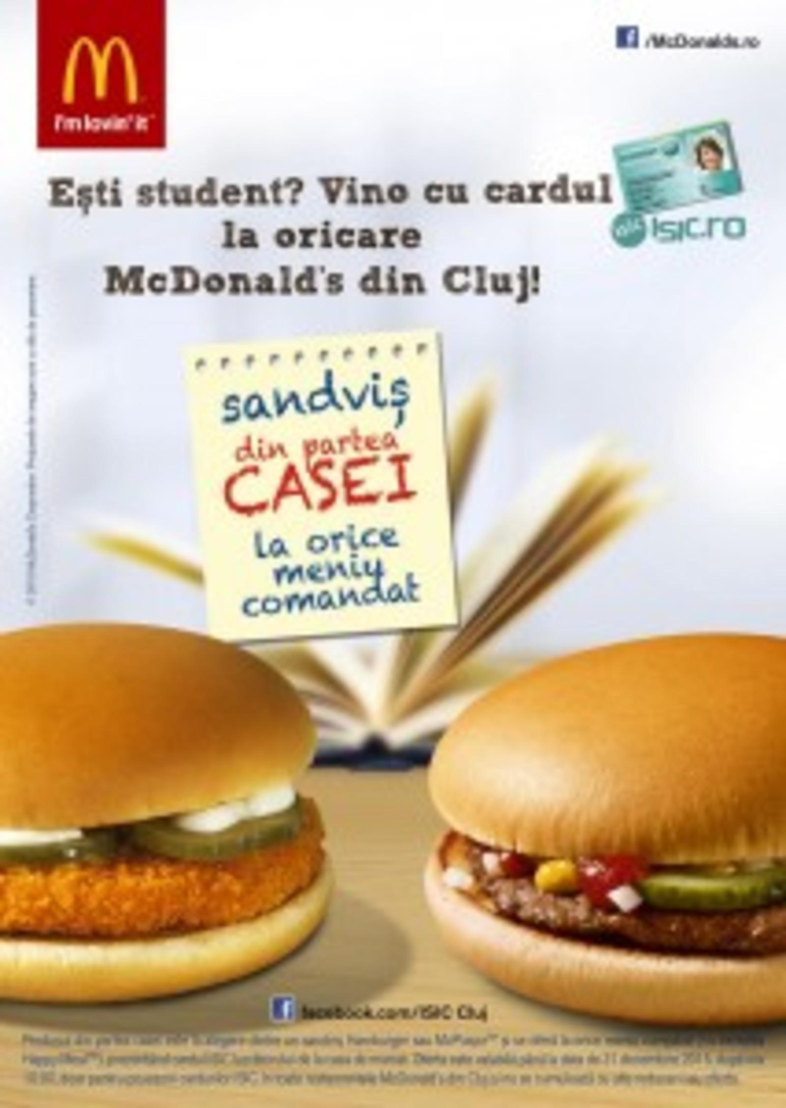 MCD-0915-Sandvis pentru ISIC studenti Cluj-LEAFLET-A6