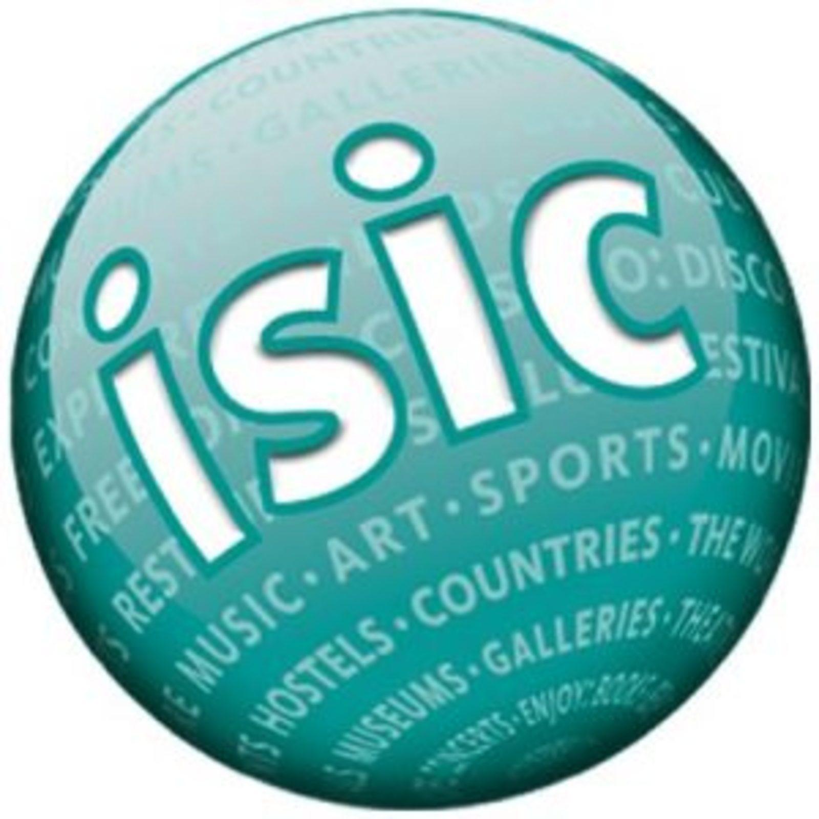 legitimatia ISIC image
