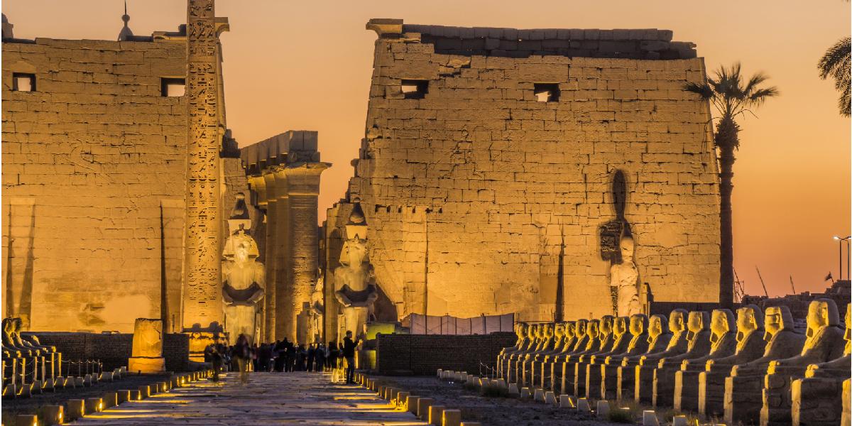 ISIC Romania | Templul Luxor | ISIC Romania